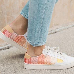 Soludos x Chiaozza sneakers